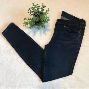 7 for all mankind the skinny jeans dark wasked S29